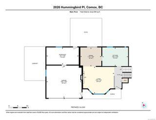 Photo 11: 2026 Hummingbird Pl in : CV Comox (Town of) House for sale (Comox Valley)  : MLS®# 858108
