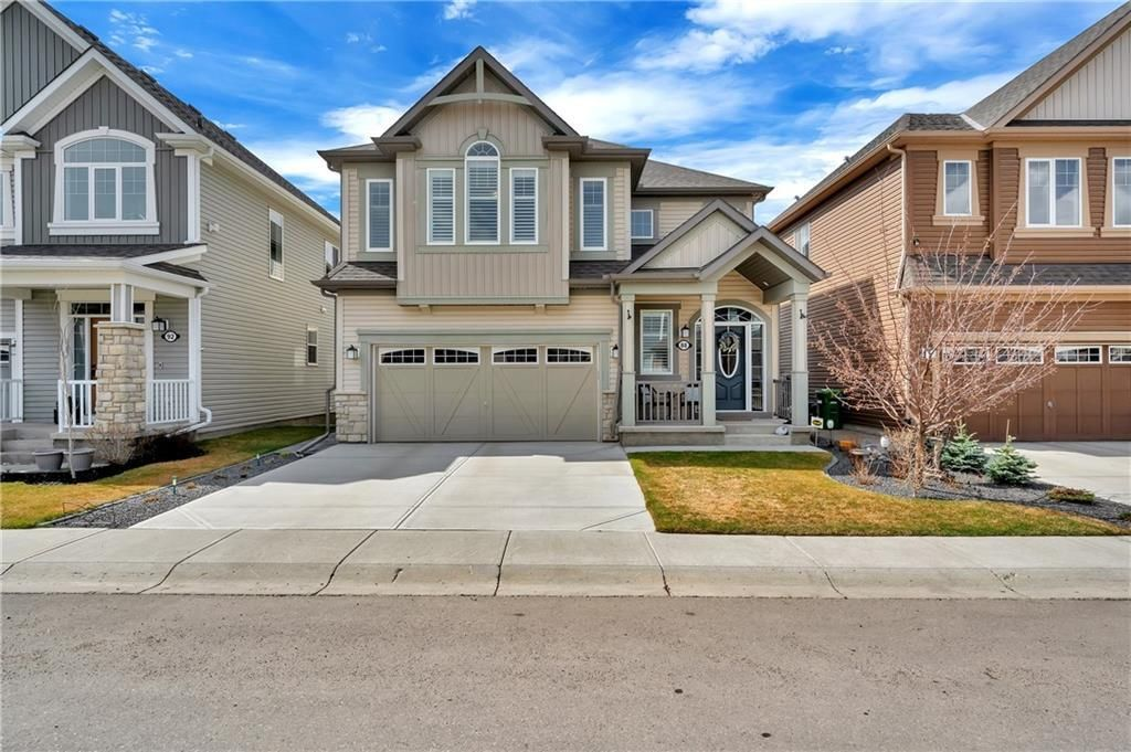 Main Photo: 88 Windgate Close SW: Airdrie Detached for sale : MLS®# A1080966