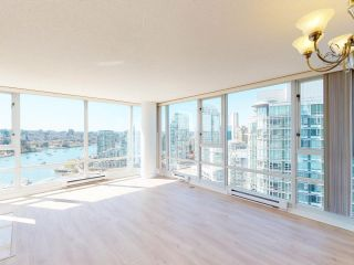"""Photo 2: 2607 1033 MARINASIDE Crescent in Vancouver: Yaletown Condo for sale in """"QUAY WEST"""" (Vancouver West)  : MLS®# R2570012"""