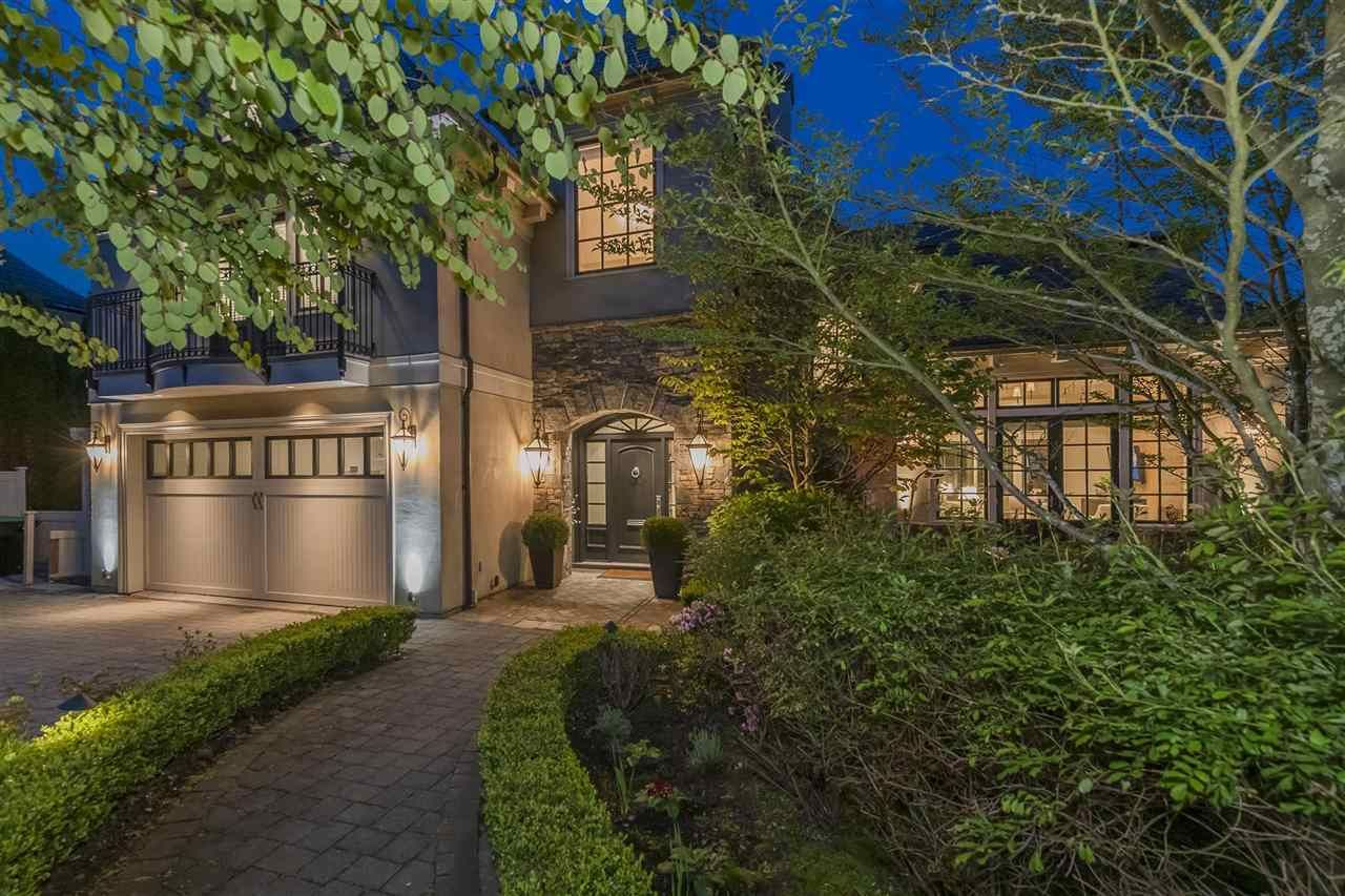 Main Photo: 1609 CEDAR Crescent in Vancouver: Shaughnessy House for sale (Vancouver West)  : MLS®# R2577053