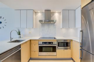 """Photo 9: 512 159 W 2ND Avenue in Vancouver: False Creek Condo for sale in """"Tower Green at West"""" (Vancouver West)  : MLS®# R2572677"""