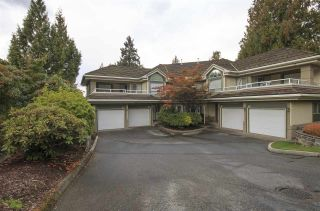 """Photo 1: 64 4001 OLD CLAYBURN Road in Abbotsford: Abbotsford East Townhouse for sale in """"CEDAR SPRINGS"""" : MLS®# R2109700"""