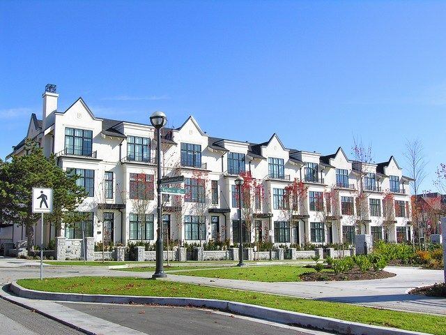 Main Photo: 6282 Eagles Drive in Vancouver: University VW Townhouse for sale (Vancouver West)  : MLS®# V1022663