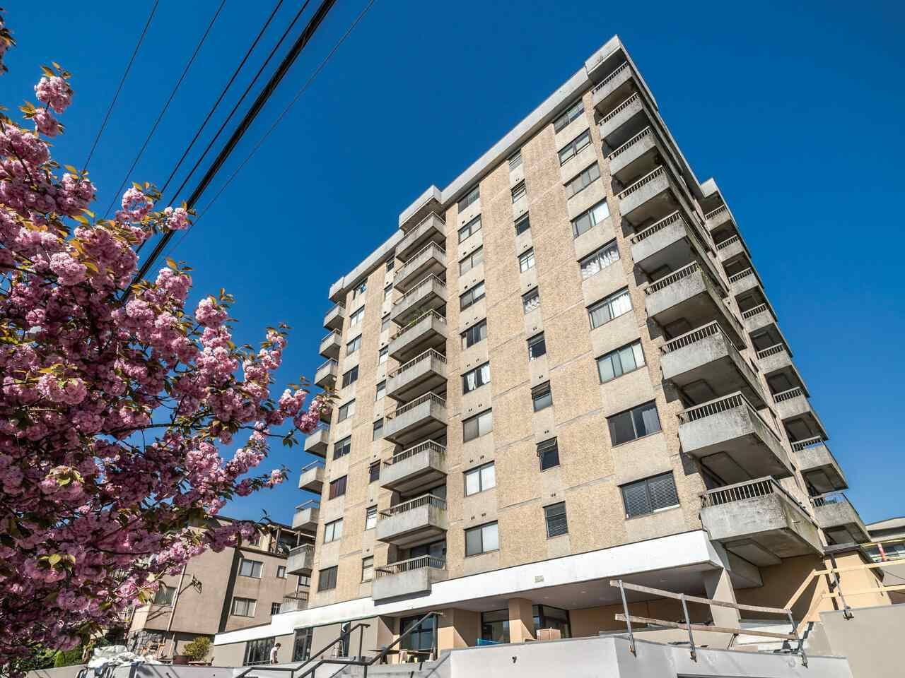 "Main Photo: 501 209 CARNARVON Street in New Westminster: Downtown NW Condo for sale in ""ARGYLE HOUSE"" : MLS®# R2570499"