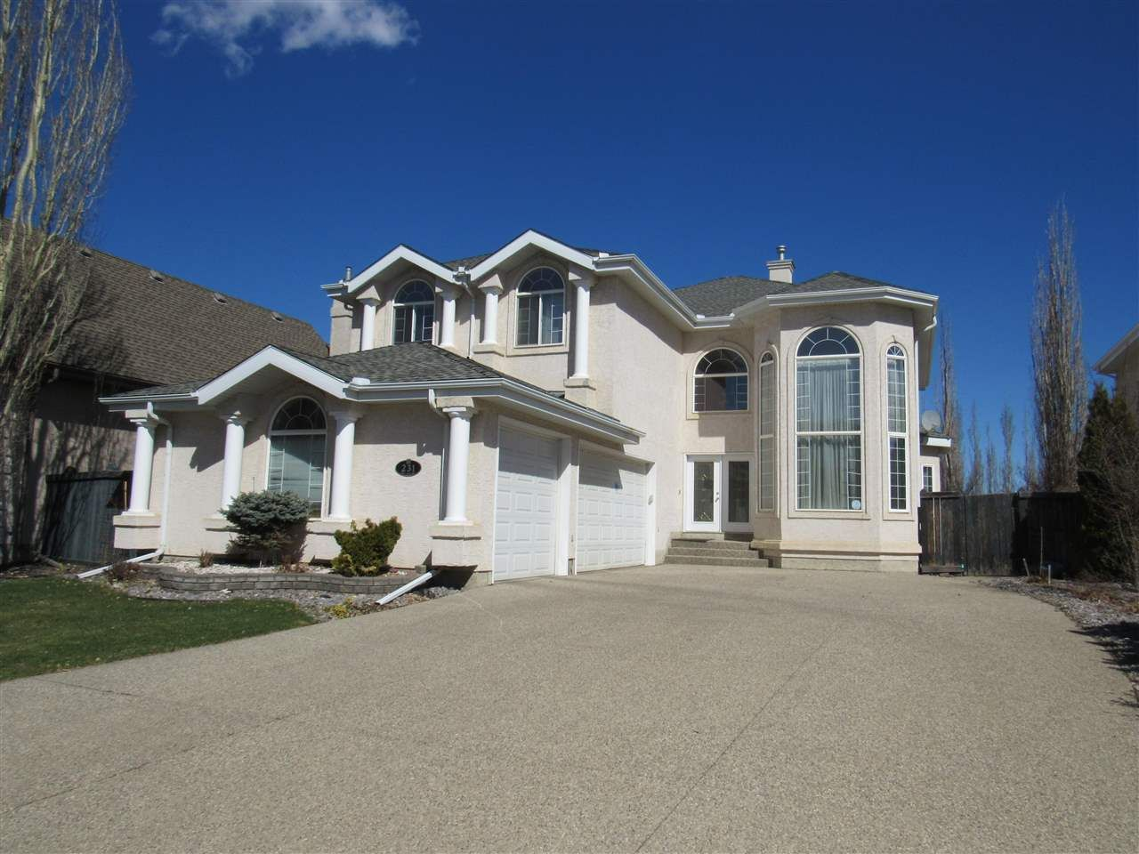Main Photo: 231 TORY Crescent in Edmonton: Zone 14 House for sale : MLS®# E4242192