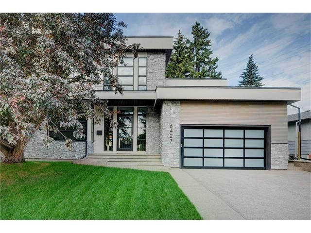 Main Photo: 6427 LAURENTIAN Way SW in Calgary: North Glenmore Park House for sale : MLS®# C4077730