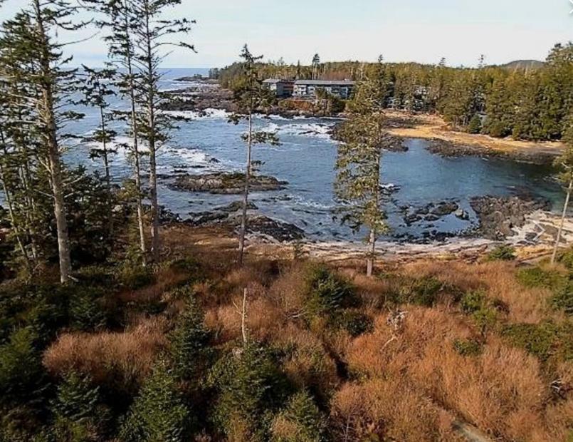 Main Photo: 548 Marine Drive: Ucluelet Land for sale (Islands-Van. & Gulf)  : MLS®# 450879