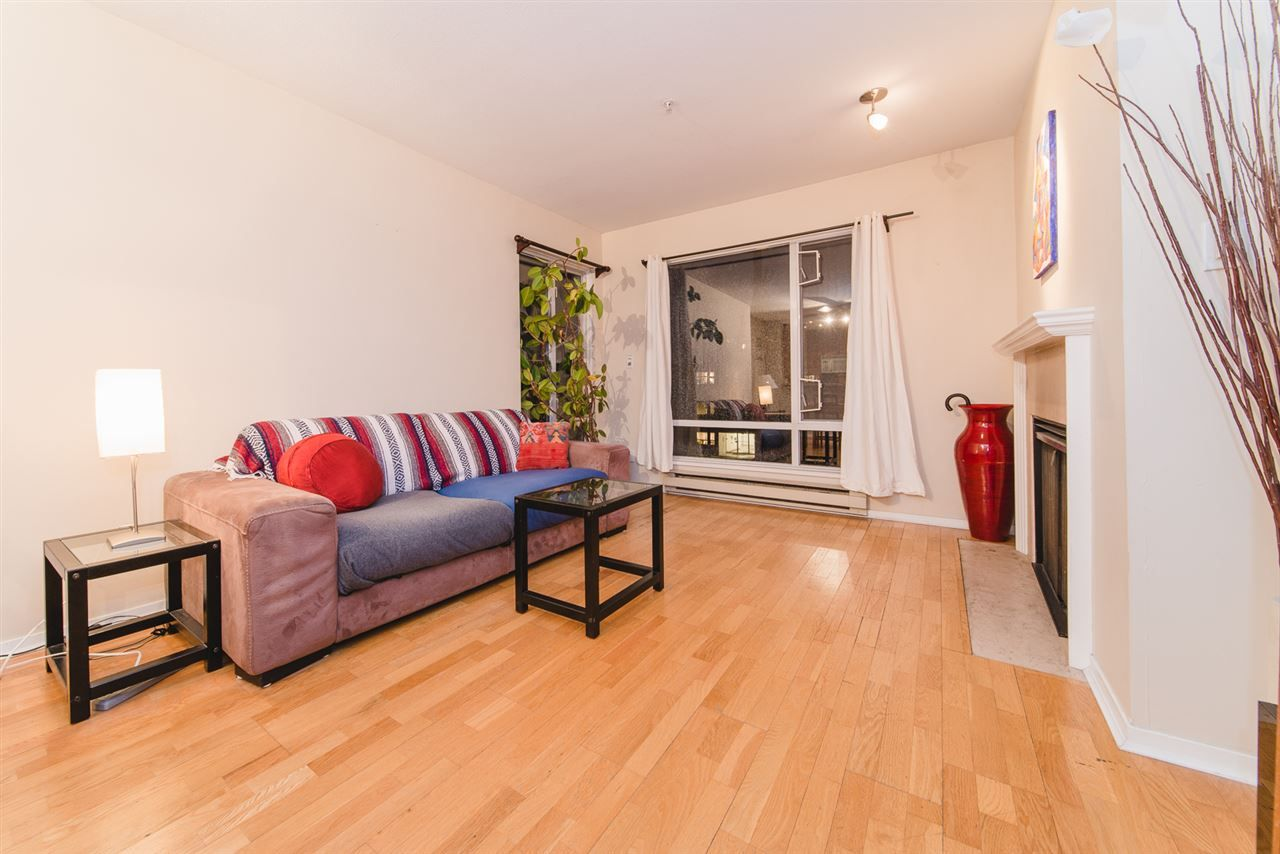 "Main Photo: 301 2195 W 5TH Avenue in Vancouver: Kitsilano Condo for sale in ""Hearthstone"" (Vancouver West)  : MLS®# R2427284"