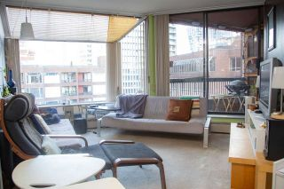 Photo 6: 714 1330 BURRARD Street in Vancouver: Downtown VW Condo for sale (Vancouver West)  : MLS®# R2521659