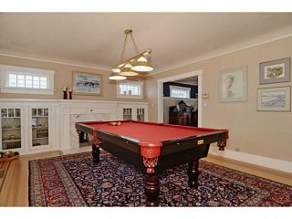 """Photo 9: 3287 W 22ND Avenue in Vancouver: Dunbar House for sale in """"N"""" (Vancouver West)  : MLS®# V1021396"""
