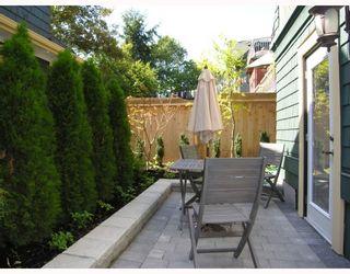 Photo 9: 2326 W 5TH Avenue in Vancouver: Kitsilano 1/2 Duplex for sale (Vancouver West)  : MLS®# V781900