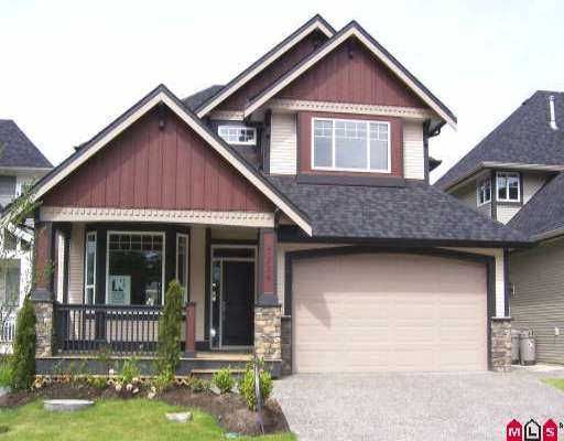 "Main Photo: 7235 201B ST in Langley: Willoughby Heights House for sale in ""JERICHO RIDGE"" : MLS®# F2611639"