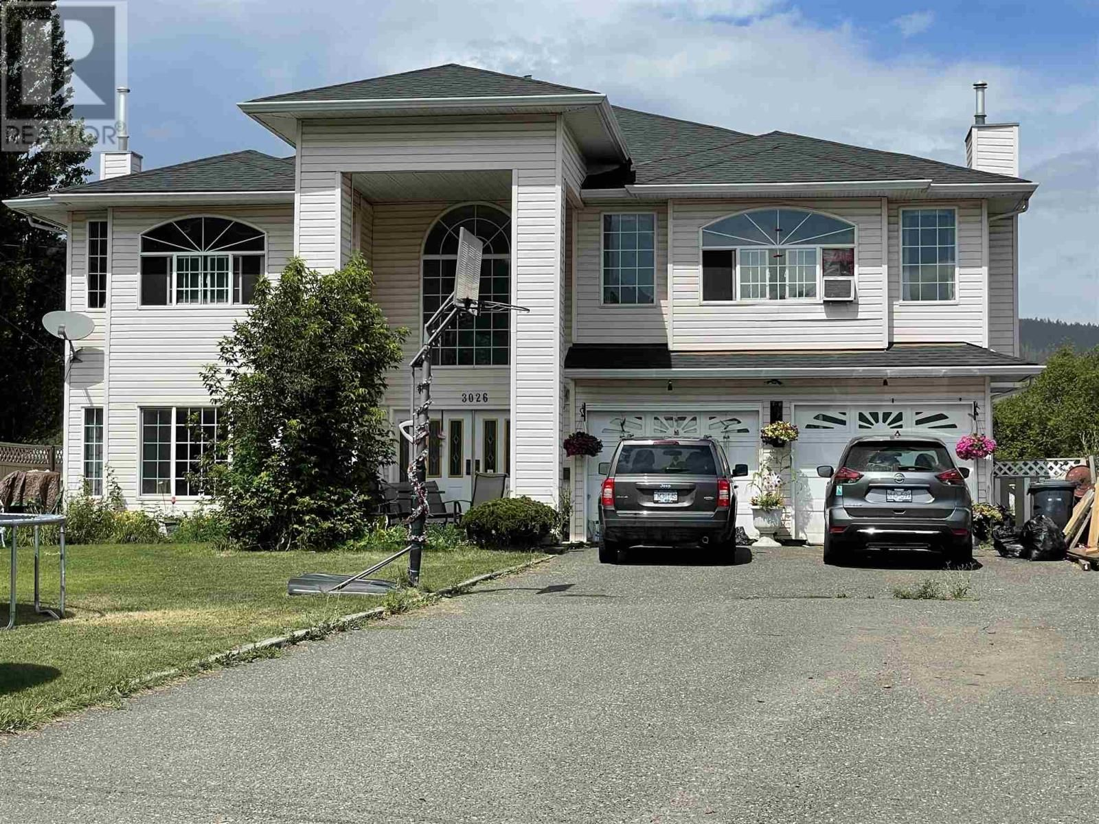 Main Photo: 3026 EDWARDS DRIVE in Williams Lake: House for sale : MLS®# R2604151