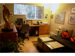 """Photo 8: 105 838 W 16TH Avenue in Vancouver: Cambie Condo for sale in """"WILLOW SPRINGS"""" (Vancouver West)  : MLS®# V823923"""