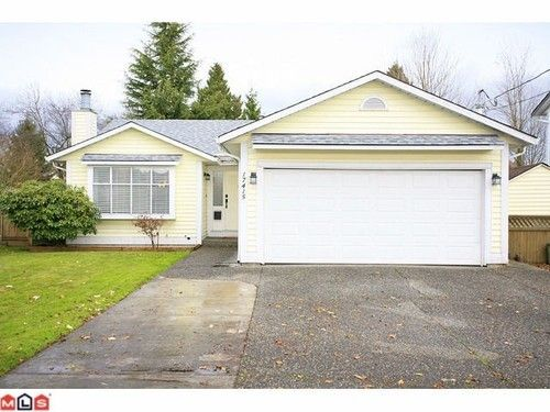 Main Photo: 17415 60TH Ave in Cloverdale: Cloverdale BC Home for sale ()  : MLS®# F1210536