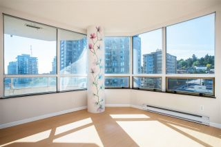 """Photo 16: 703 328 CLARKSON Street in New Westminster: Downtown NW Condo for sale in """"Highbourne Tower"""" : MLS®# R2585007"""
