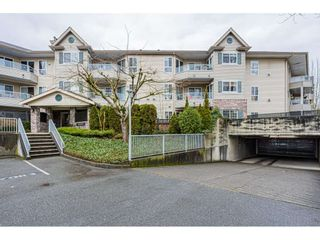 "Photo 1: 113 16137 83 Avenue in Surrey: Fleetwood Tynehead Condo for sale in ""Fernwood"" : MLS®# R2533344"