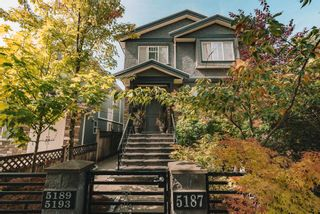 Main Photo: 5187 SHERBROOKE Street in Vancouver: Knight House for sale (Vancouver East)  : MLS®# R2617079