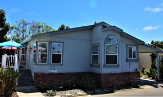 Photo 2: CARLSBAD WEST Manufactured Home for sale : 3 bedrooms : 7241 San Luis Street #185 in Carlsbad