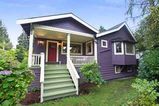 Photo 1: 1201 DORAN Road in North Vancouver: Lynn Valley House for sale : MLS®# R2309132