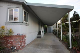 Photo 18: CARLSBAD WEST Manufactured Home for sale : 3 bedrooms : 7241 San Luis #185 in Carlsbad