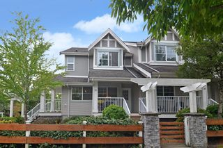 """Main Photo: 39 6555 192A Street in Surrey: Clayton Townhouse for sale in """"Carlisle"""" (Cloverdale)  : MLS®# R2615223"""