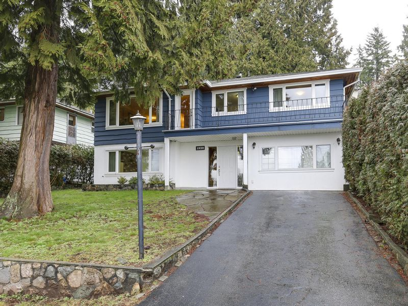 FEATURED LISTING: 1920 Ridgeway Avenue North Vancouver