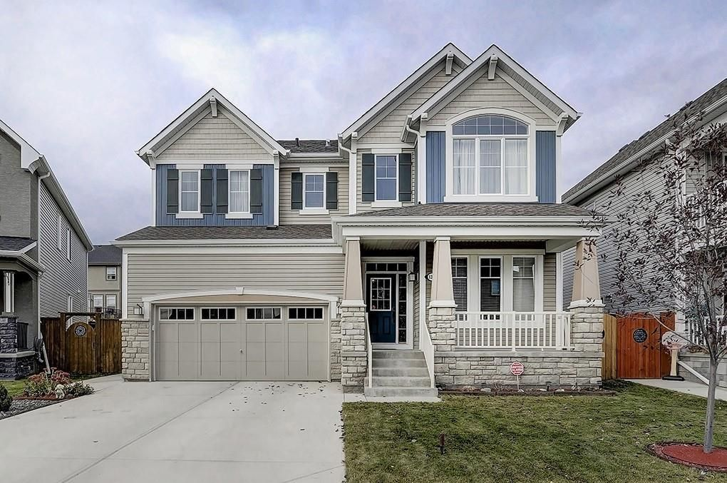 Main Photo: 132 WATERLILY Cove: Chestermere Detached for sale : MLS®# C4306111