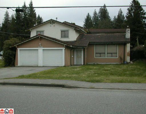 Main Photo: 20298 50TH AVENUE in : Langley City House for sale : MLS®# F1004380