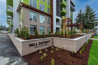 """Photo 2: 102 2565 WARE Street in Abbotsford: Central Abbotsford Condo for sale in """"Mill District"""" : MLS®# R2538607"""