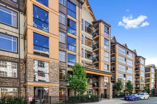 """Photo 1: 210 8157 207 Street in Langley: Willoughby Heights Condo for sale in """"Yorkson Creek Parkside 2"""" : MLS®# R2530058"""
