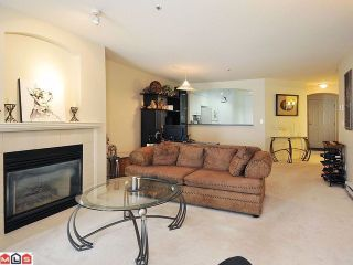 """Photo 3: 205 20120 56 Avenue in Langley: Langley City Condo for sale in """"Blackberry Lane"""" : MLS®# F1120563"""