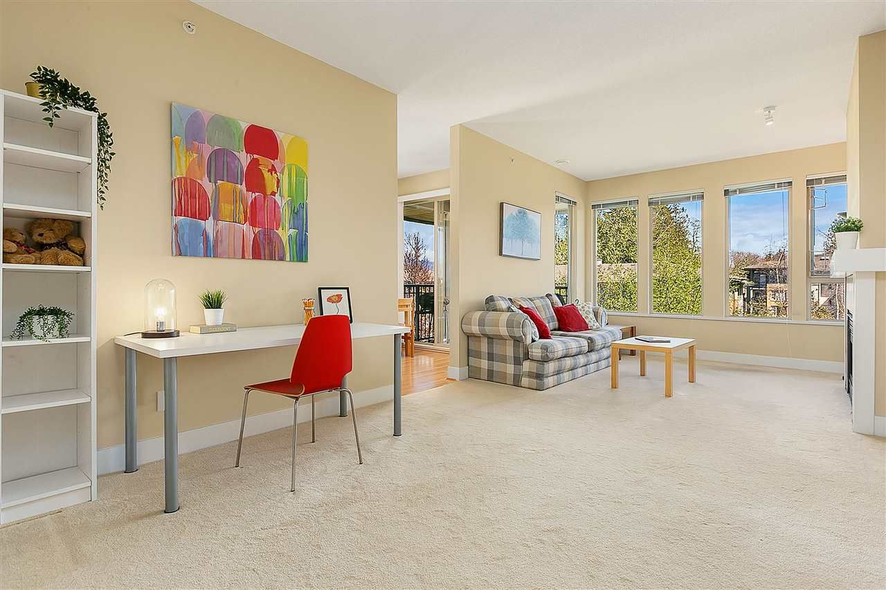 """Main Photo: 404 2388 WESTERN Parkway in Vancouver: University VW Condo for sale in """"Wescott Commons"""" (Vancouver West)  : MLS®# R2359323"""