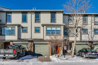 Photo 1: 39 185 Woodridge Drive SW in Calgary: Woodlands Row/Townhouse for sale : MLS®# A1069309