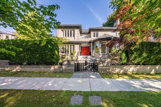 Photo 1: 6488 WILTSHIRE Street in Vancouver: South Granville House for sale (Vancouver West)  : MLS®# R2614052