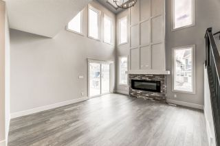 Photo 17: 7446 COLONEL MEWBURN Road in Edmonton: Zone 27 House for sale : MLS®# E4222436