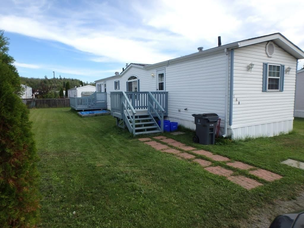 """Main Photo: 160 2500 GRANT Road in Prince George: Hart Highway Manufactured Home for sale in """"HART HIGHWAY"""" (PG City North (Zone 73))  : MLS®# R2557833"""