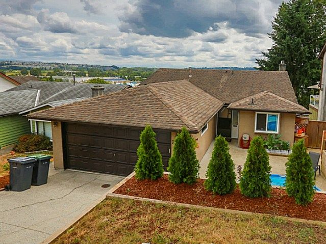 Main Photo: 209 WARRICK Street in Coquitlam: Cape Horn House for sale : MLS®# V1135609