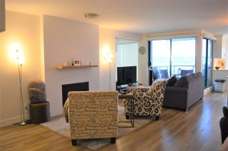 Photo 2: 705 420 CARNARVON STREET in New Westminster: Downtown NW Condo for sale : MLS®# R2527559
