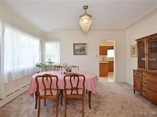Photo 5:  in VICTORIA: OB Henderson House for sale (Oak Bay)  : MLS®# 606914