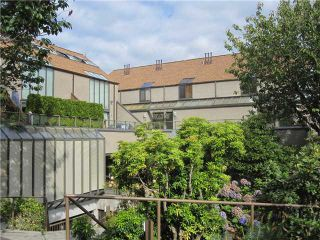 """Photo 11: 1167 W 8TH Avenue in Vancouver: Fairview VW Townhouse for sale in """"FAIRVIEW 2"""" (Vancouver West)  : MLS®# V849137"""