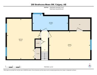 Photo 38: 208 Strathcona Mews SW in Calgary: Strathcona Park Detached for sale : MLS®# A1094826