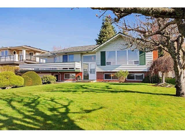 Main Photo: : White Rock House for rent (South Surrey White Rock)