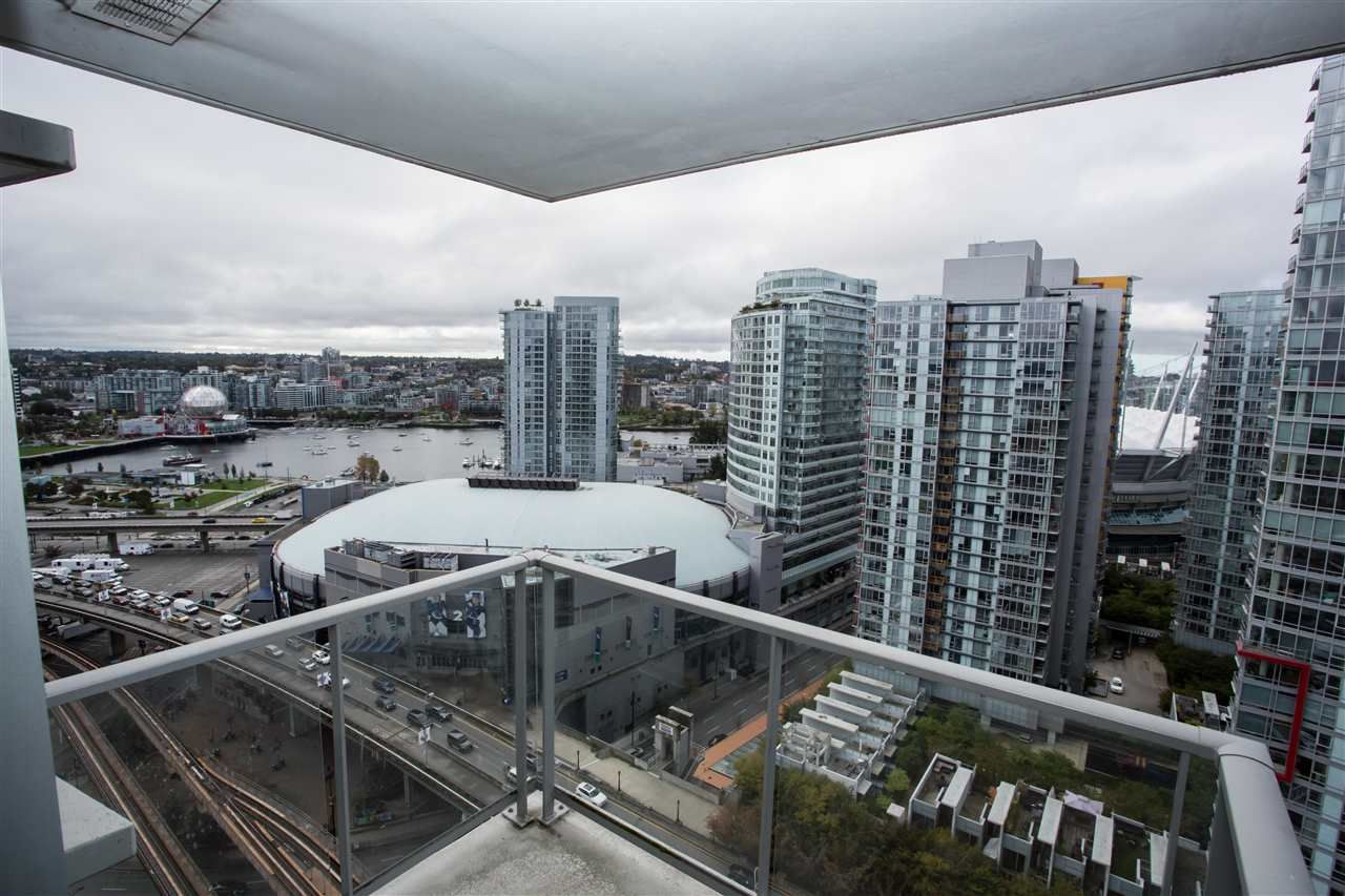 Main Photo: 3007 188 KEEFER PLACE in : Downtown VW Condo for sale : MLS®# R2410574