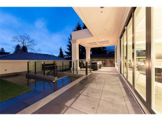 Photo 20: 2458 LAWSON AV in West Vancouver: Dundarave House for sale : MLS®# V1103860