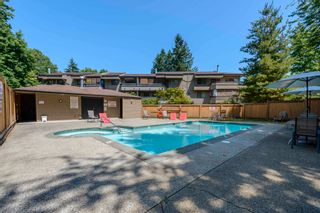 """Photo 28: 111 1195 PIPELINE Road in Coquitlam: New Horizons Condo for sale in """"DEERWOOD COURT"""" : MLS®# R2601284"""