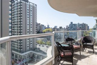 """Photo 17: 1102 717 JERVIS Street in Vancouver: West End VW Condo for sale in """"EMERALD WEST"""" (Vancouver West)  : MLS®# R2262290"""