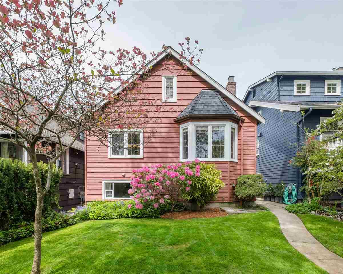 Main Photo: 4237 W 14TH Avenue in Vancouver: Point Grey House for sale (Vancouver West)  : MLS®# R2574630