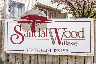Photo 27: 4 327 Berini Drive in Saskatoon: Erindale Residential for sale : MLS®# SK773527