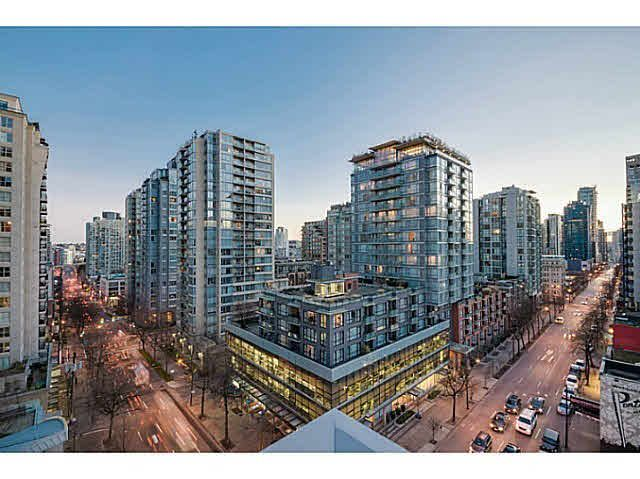 Main Photo: 2502 999 SEYMOUR STREET in Vancouver West: Downtown VW Condo for sale ()  : MLS®# V1117793